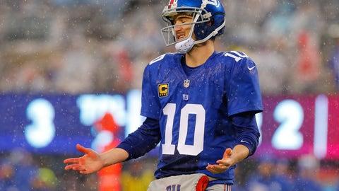 6. New York Giants (9-7)