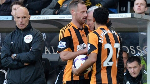 BONUS: Head butting David Meyler