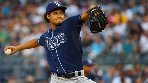 Chris Archer will win 20 games