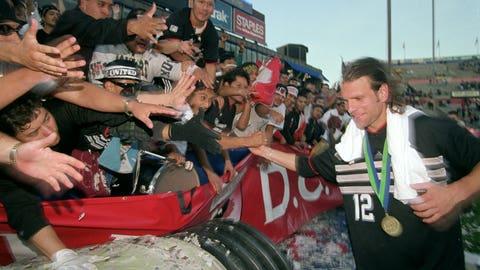 1999:  D.C. United 2, LA Galaxy 0