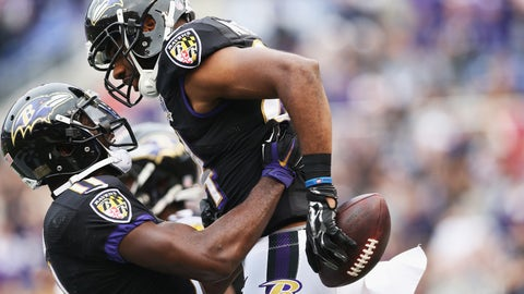 4th-hardest: Baltimore Ravens (7-5, No. 3)