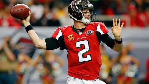 Sunday: Falcons at Rams