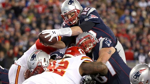 New England Patriots: Kansas City Chiefs