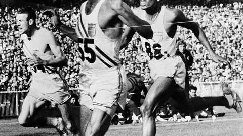 1956 -- Bobby Morrow