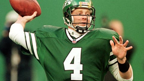 New York Jets: QB Neil O'Donnell (1996)