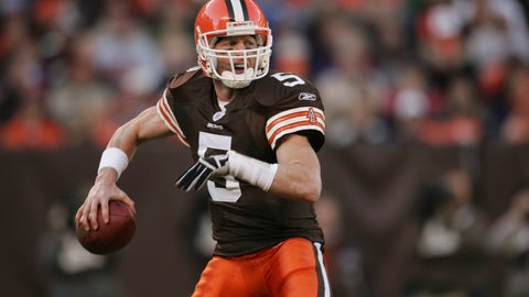 Jeff Garcia - Browns