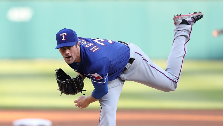 Rangers have quite an array in plans for rotation variation
