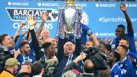 Started from the Bottom: The Leicester City Story