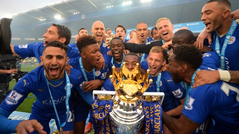 Leicester City's wild ride