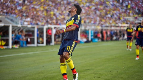 Colombia will miss out on World Cup qualification