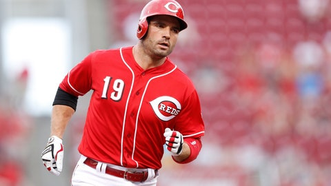 Canada (Toronto): Joey Votto, 1B, Cincinnati Reds