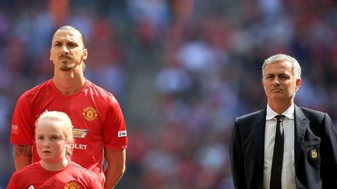 Mourinho and his dream job
