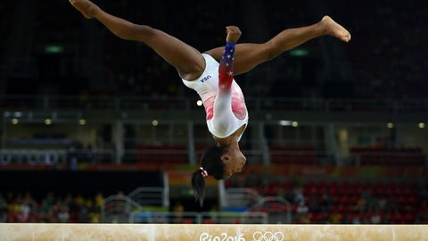 Olympic gymnastics, women's all-around