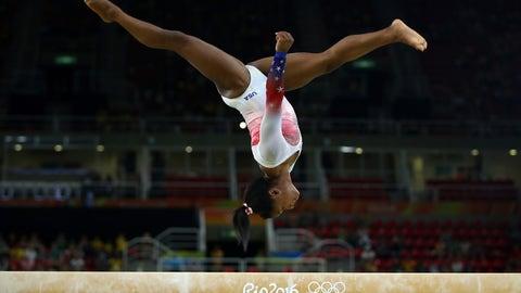 Olympic gymnastics, women's all-around