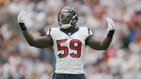 Whitney Mercilus, OLB, Houston Texans