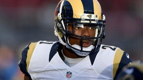 Coty Sensabaugh, DB -- Los Angeles Rams
