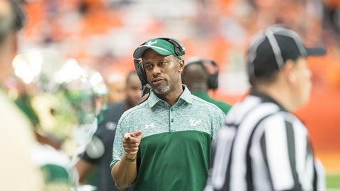Oregon: Willie Taggart