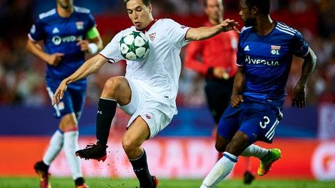 Olympique Lyon vs. Sevilla