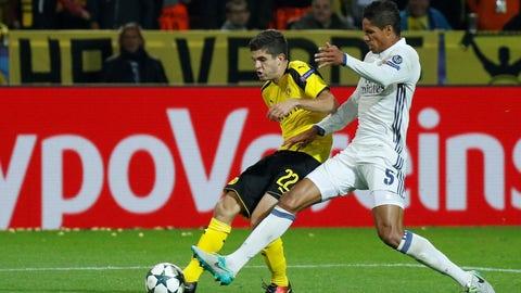 Real Madrid vs. Borussia Dortmund