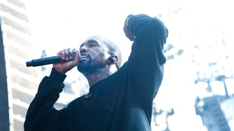 Kanye West: on some Diddy ish