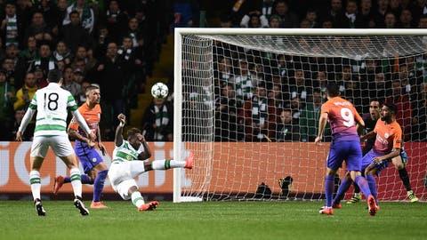 Manchester City vs. Celtic