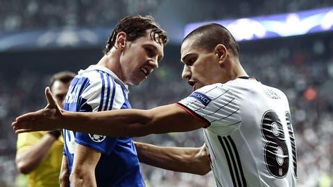 Dynamo Kiev vs. Besiktas