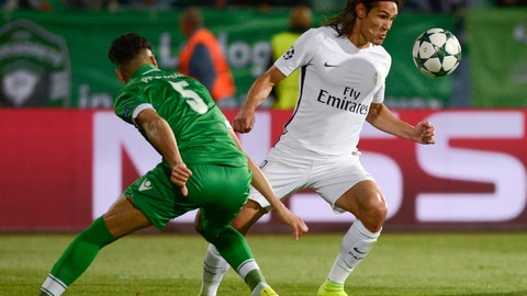 Paris Saint-Germain vs. Ludogorets