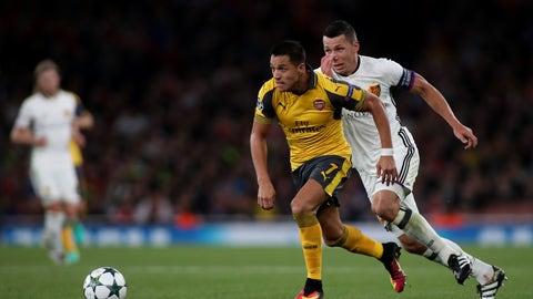 Basel vs. Arsenal