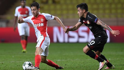 Bayer Leverkusen vs. Monaco