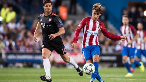 Bayern Munich vs. Atletico Madrid