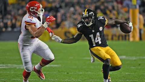 Pittsburgh Steelers d. Kansas City Chiefs, 43-14 (Week 4, SNF)