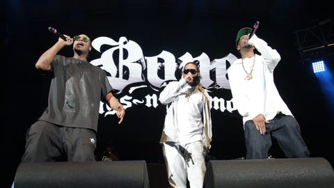 The Bone Thugs N Harmony Crossroads Bowl, Presented by the Blessed Rum
