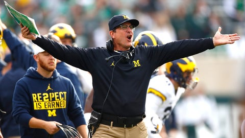 Jim Harbaugh, Michigan | $9,004,000