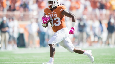 D'Onta Foreman - RB - Texas