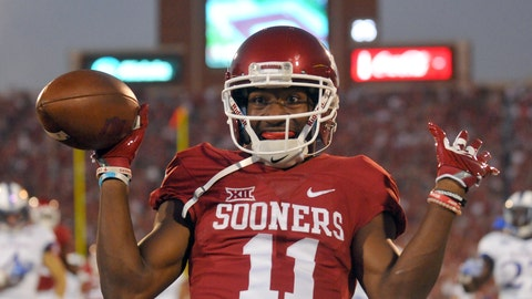 Big 12 Offensive Player of the Year: Dede Westbrook, WR