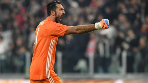 Juventus needs another big game from Gigi Buffon