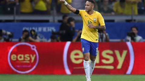5 - Neymar