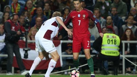Portugal: 8 (Previously No. 8)