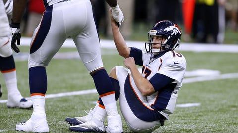 Denver Broncos: 8 wins (PUSH)