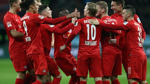 The rise of RB Leipzig