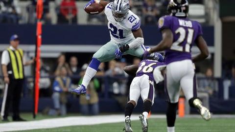3rd-hardest: Dallas Cowboys (11-1, No. 1)