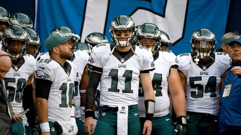 """Carson Wentz: """"Growing and pain"""""""