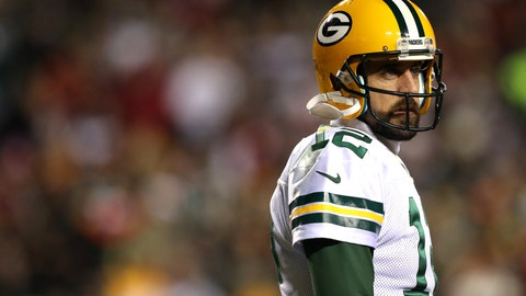 """Aaron Rodgers: """"One weird ride"""""""