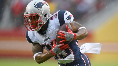 Dion Lewis, RB