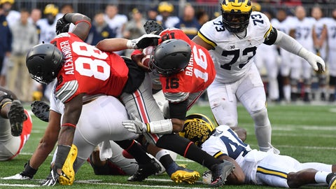 Michigan vs. Ohio State