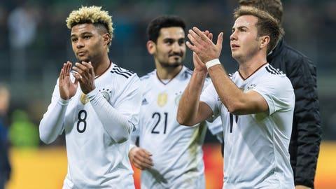 Germany: 3 (Previously No. 3)