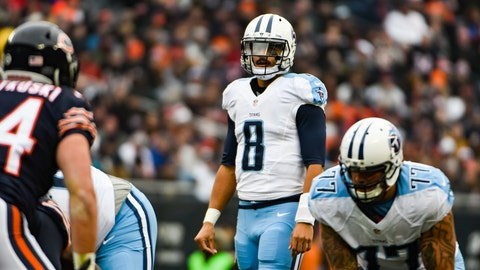 "Marcus Mariota: ""Weathered the storm"""