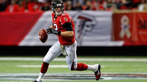 Atlanta Falcons (89-71)