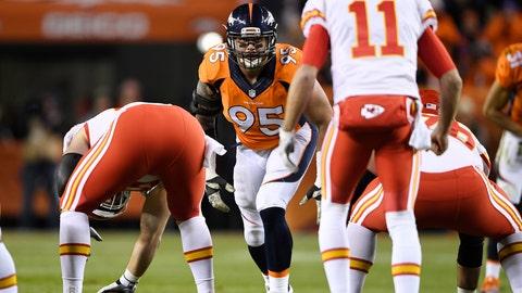 Sunday night: Broncos at Chiefs