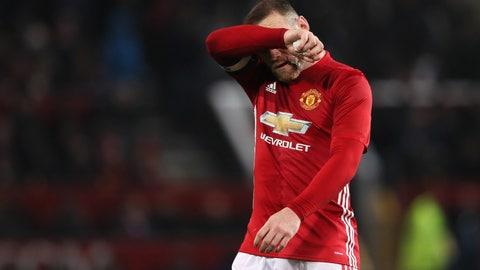 Forward: Wayne Rooney